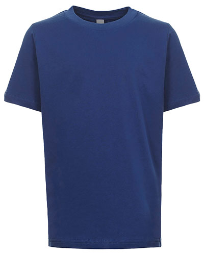 Royal Custom Next Level Youth Boys' Cotton Crew