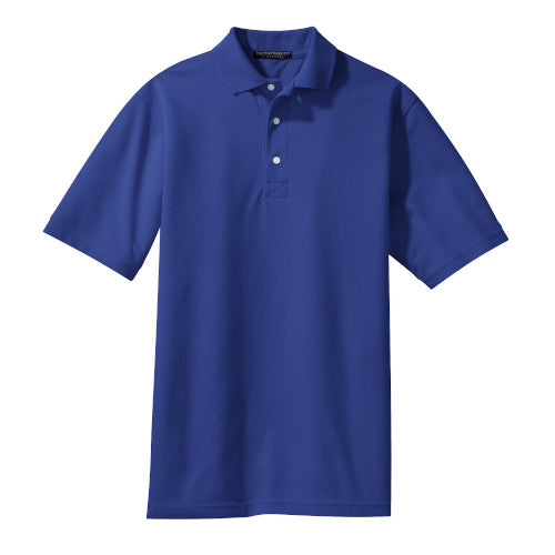 Royal Rapid Dry Polo With Logo