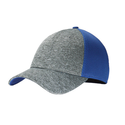 Royal/ Shadow Heather Custom New Era Shadow Stretch Mesh Cap