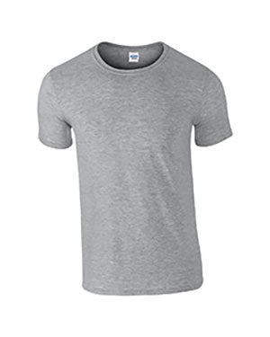 RS Sport Grey Custom Gildan Soft Style T-Shirt