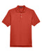 Rust Custom Devon & Jones Pima Pique Polo With Logo
