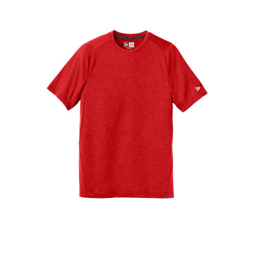 Scarlet Custom New Era Series Performance Crew Tee