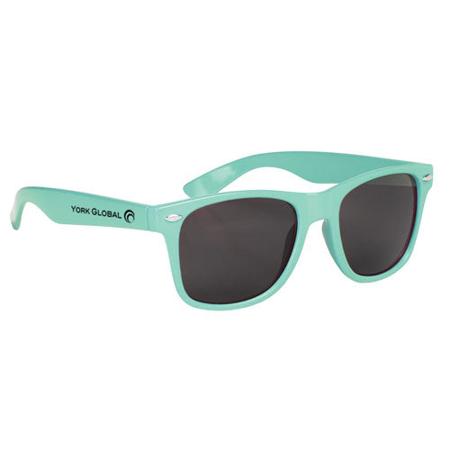 Seafoam Custom Malibu Sunglasses