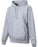 Silver Gray Custom Champion Heavyweight Hooded Sweatshirt