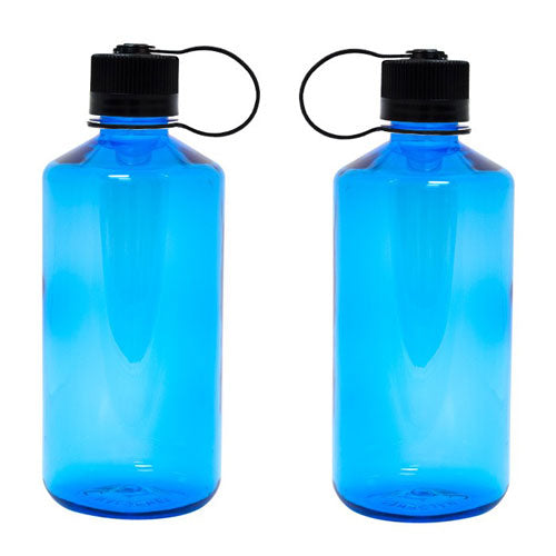 Slate Blue Custom Nalgene 32oz Narrow Mouth Bottle