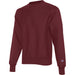 Sport Maroon Custom Champion Heavyweight Sweatshirt