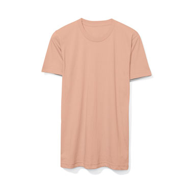 Summer Peach Custom American Apparel T-Shirt
