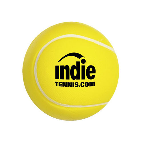 Custom Tennis Ball Stress Ball with logo