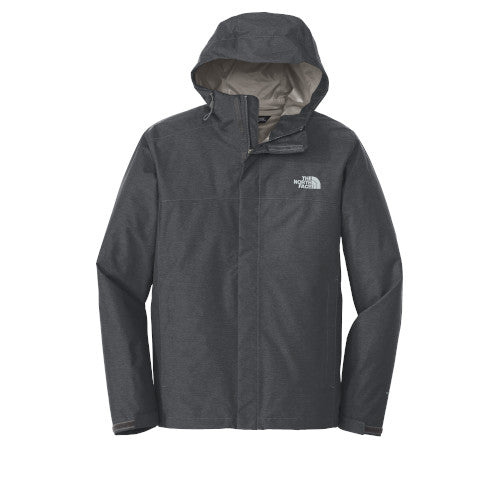 TNF Dark Grey The North Face Dry Vent Rain Jacket