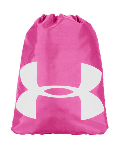 Tropic Pink Custom Under Armour Cinch Sack