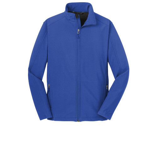 True Royal Custom Men's Soft Shell Jacket
