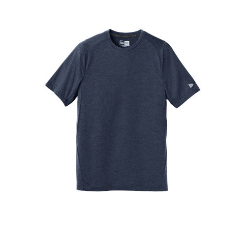 True Navy Custom New Era Series Performance Crew Tee
