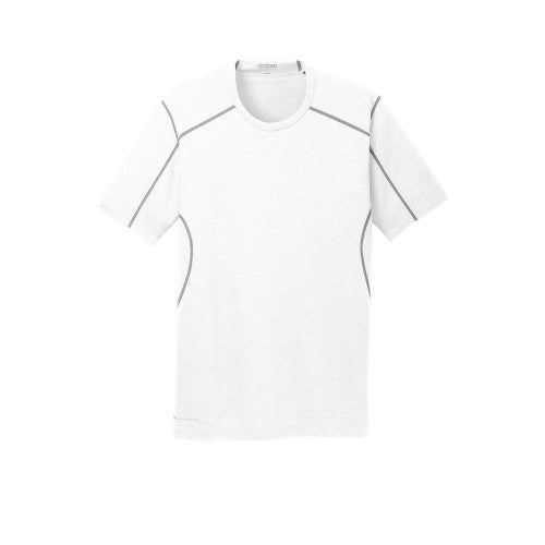 White Custom Ogio Performance T-Shirt
