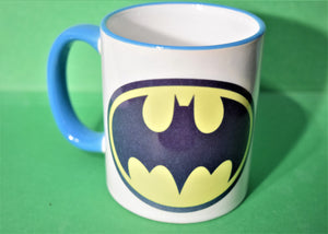 Coffee Mug with Characteres.