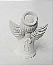 Load image into Gallery viewer, Christmas Tree Angel Top Ready to Paint