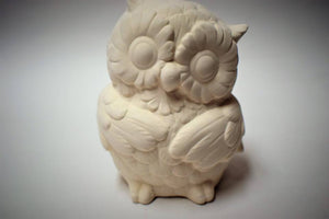Owl.Cute Owl.Ready to Paint Owl