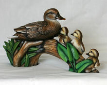 Load image into Gallery viewer, Ceramic Bisque Duckling.Ready-To-Paint Ducks.