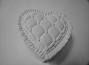 Heart Box Ready to Paint