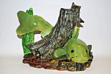 Load image into Gallery viewer, Catfish Ceramic.Hand Painted Ceramic Decor
