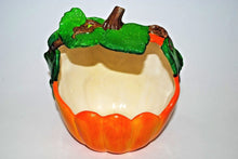 Load image into Gallery viewer, Pumpkin  Hand-Painted Planter
