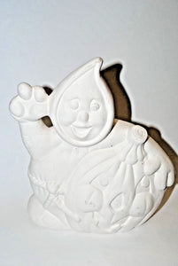 Ghost Ceramic Ready-to-Paint