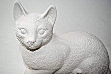 Load image into Gallery viewer, Cat.Ceramis Cat.Ceramic Bisque Cat.Ready- To- Paint Cat.Little Ceramic Cat.Olga's Treasures Shop