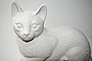Cat.Ceramis Cat.Ceramic Bisque Cat.Ready- To- Paint Cat.Little Ceramic Cat.Olga's Treasures Shop