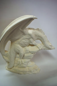 Ceramic Bisque Dragon Ready to Paint