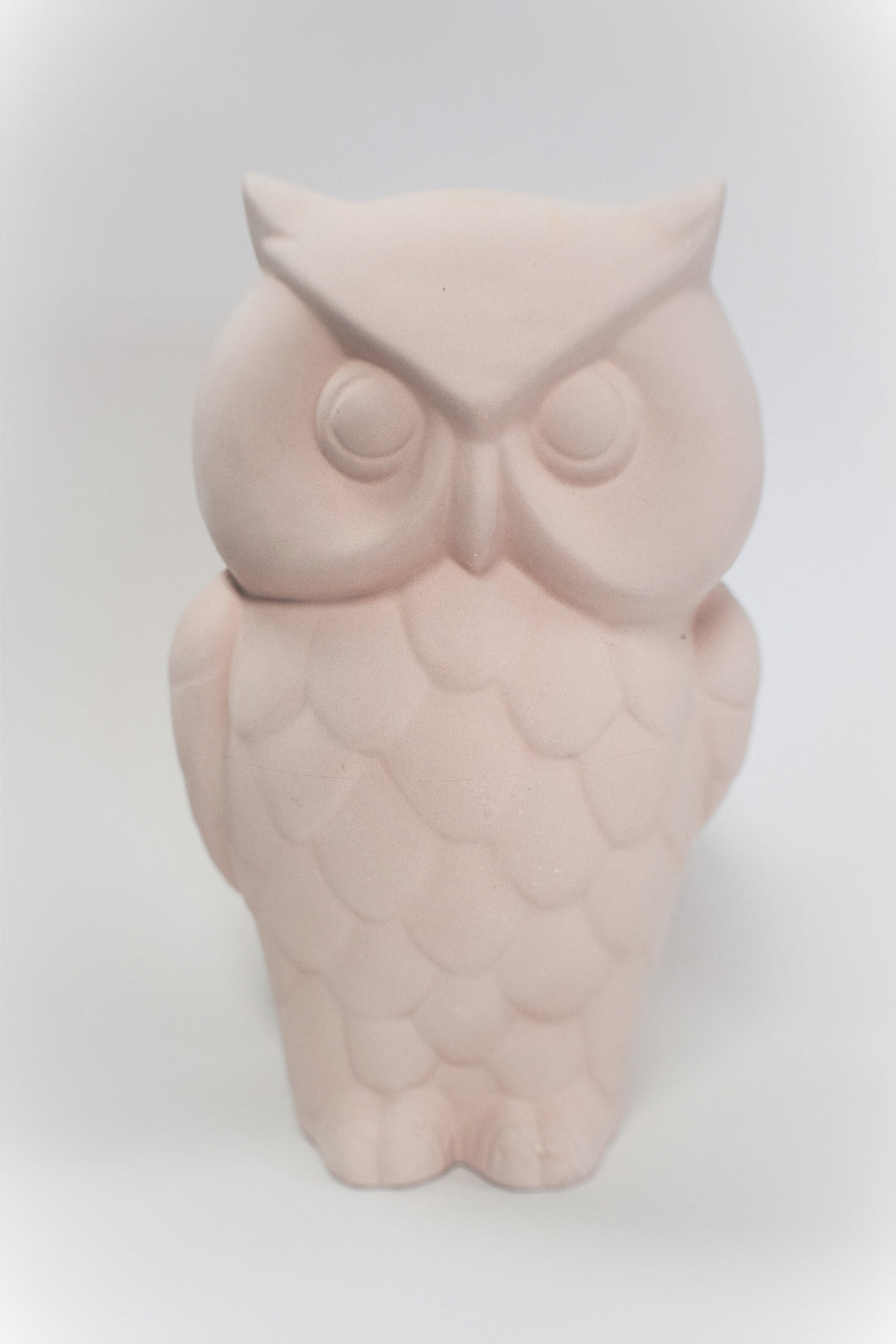 Owl.Ceramic Bisque Owl.Ready To Paint Owl.Tall Owl.Ceramic Bisque Owl.Paint you Own Ceramic.Olga's Treasures Shop