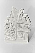 Load image into Gallery viewer, Christmas House #2 Ready to Paint