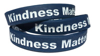 100 Kindness Matters Bracelets (currently on backorder only)