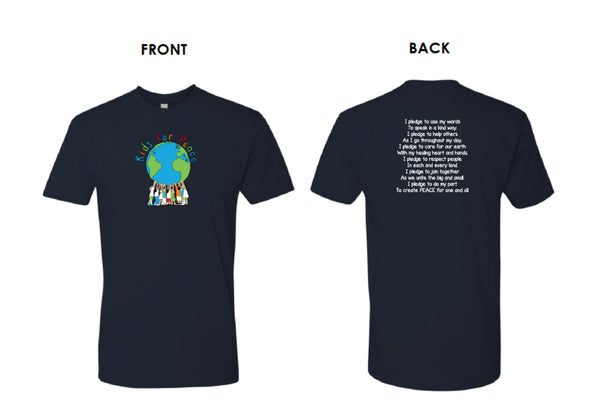 Kids for Peace T-shirt (Adult)