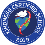 2019 Kindness Certified School Window Cling