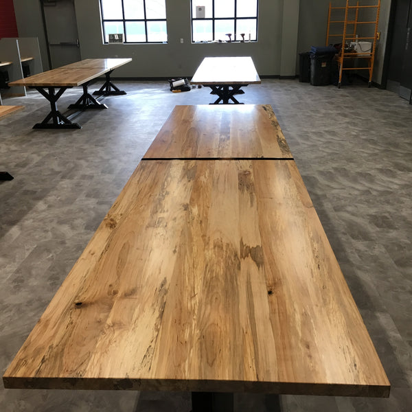 Spalted Maple Conference Tables | BoWood Company