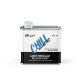 Chill Release 110 is a silicone base compound primarily formulated to be used as a release agent in epoxy, rigid and elastomeric polyurethane and metal molds.