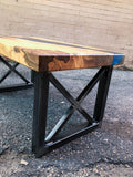 Spalted Maple Epoxy Table