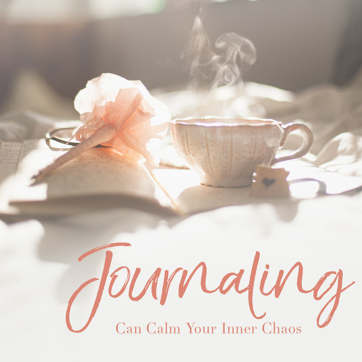Journaling Can Calm your inner choas