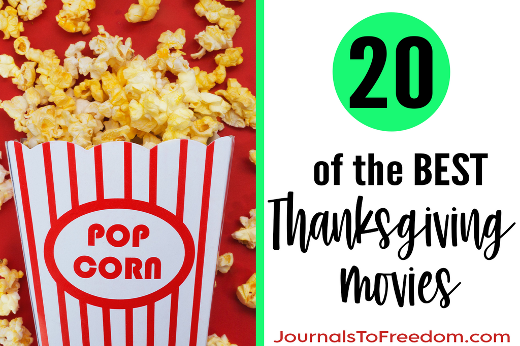 20 of the Best Thanksgiving Movies to Watch with your Kids