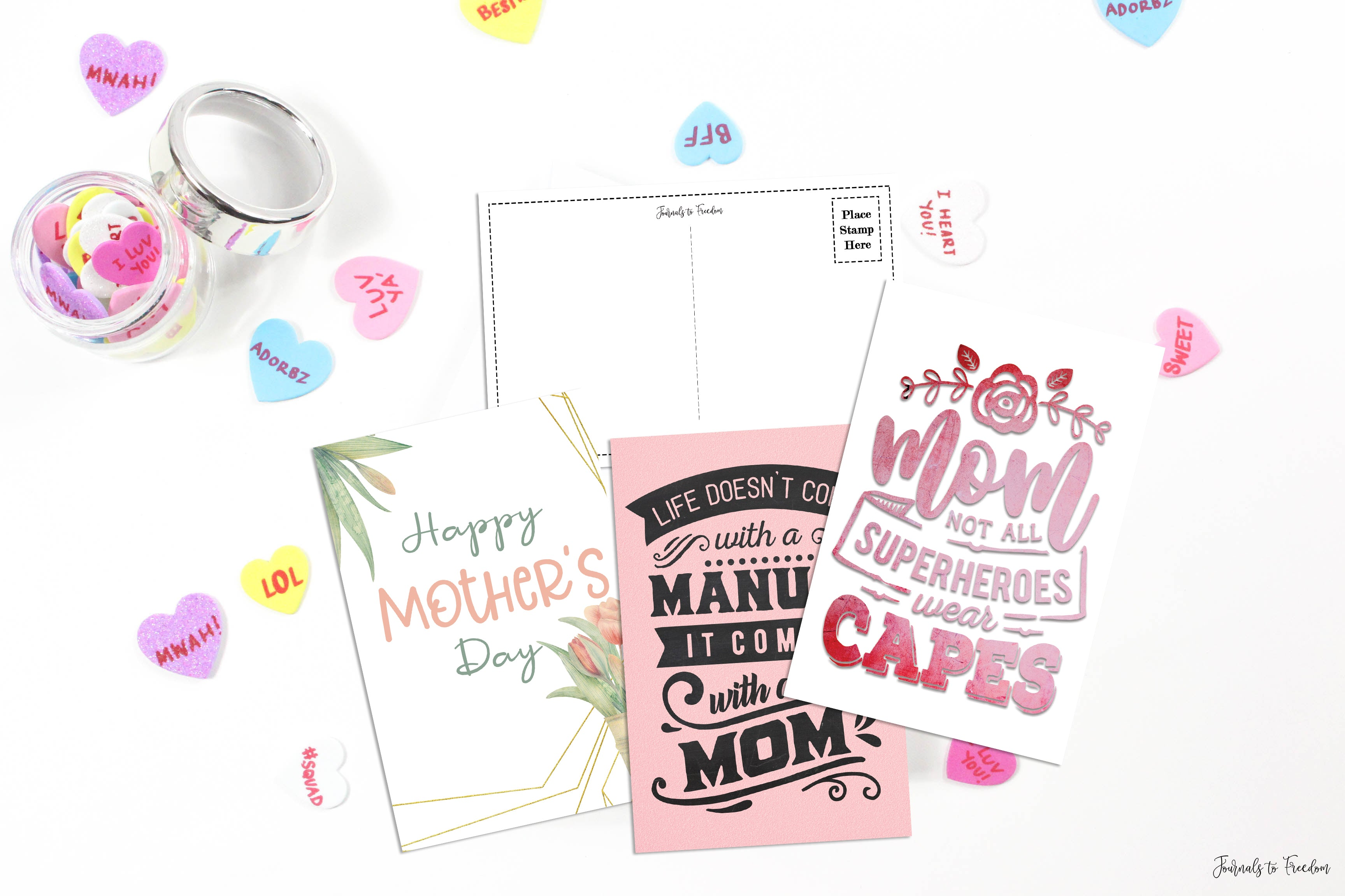 Mother's Day Binder {37 Pages} from Journals to Freedom Printables