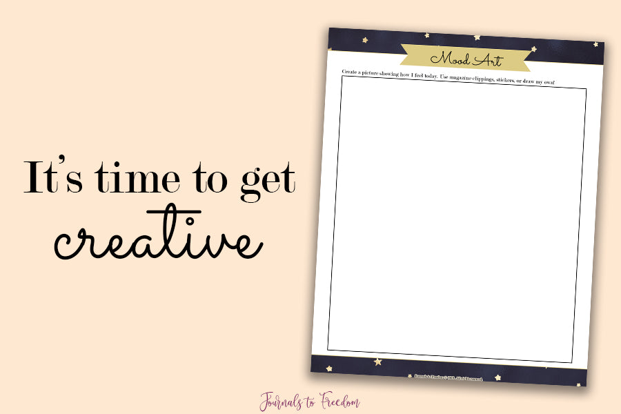 Get Creative with Mood Art Printable