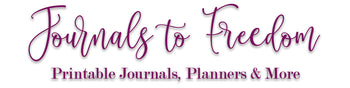 Journals to Freedom Printables