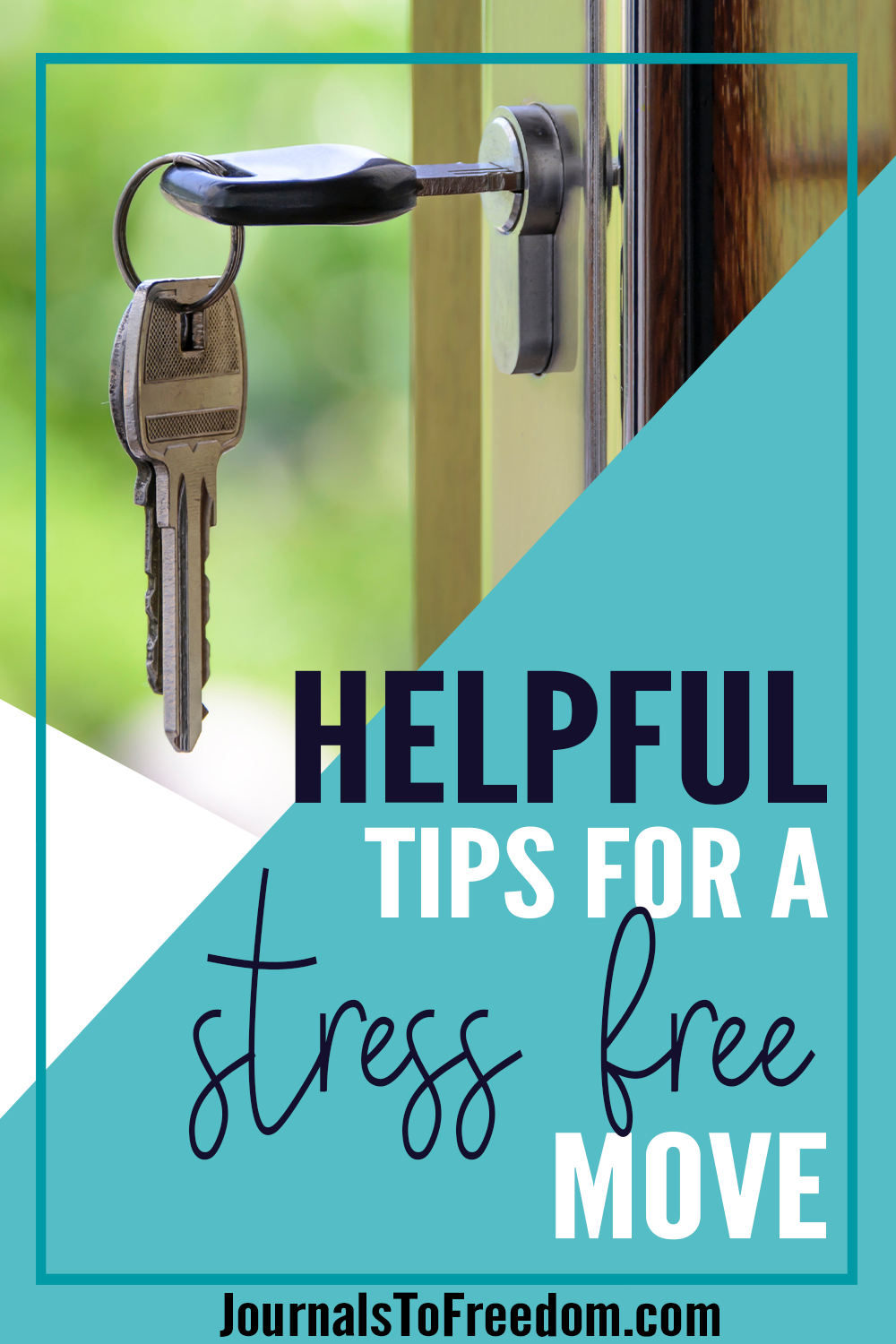 helpful tips for a stress free move