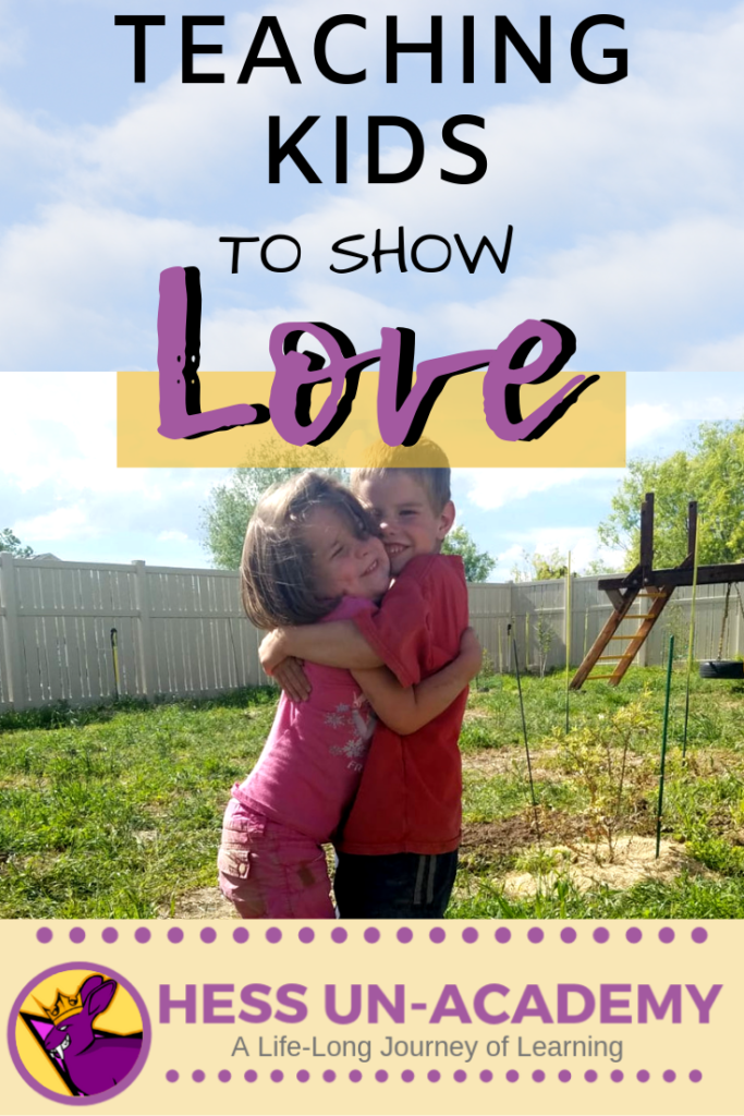 How to Teach Kids About Love