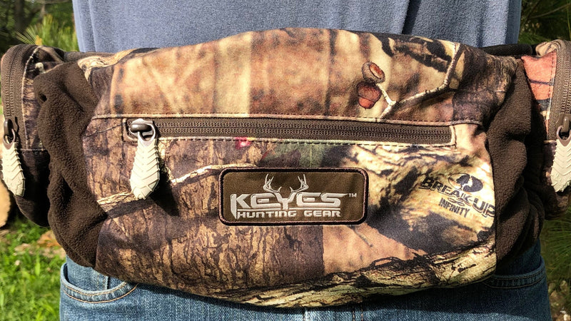 Mossy Oak Hand Warmer Pocket Belt