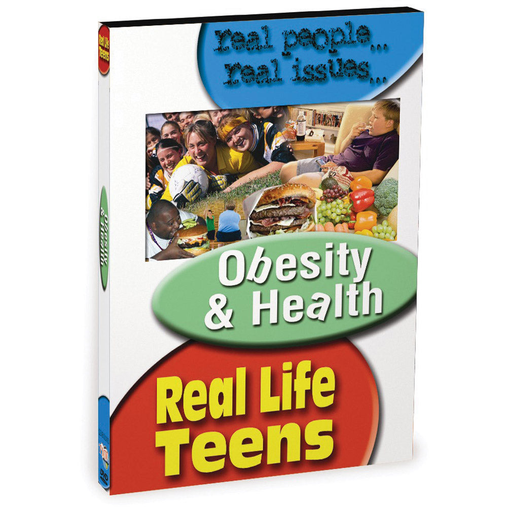Real Life Teens: Obesity and Health DVD