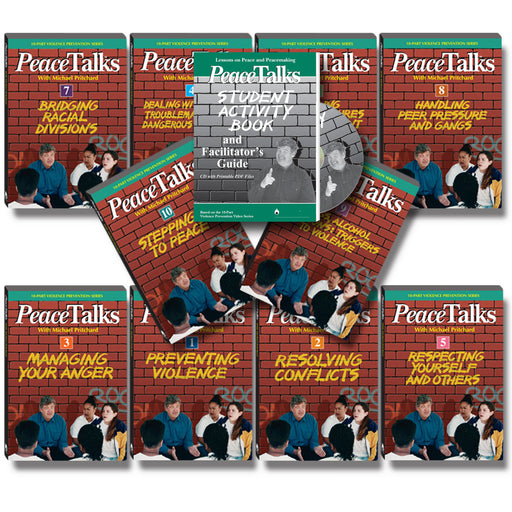 PeaceTalks 10 DVD Series