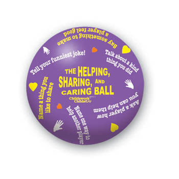 The Helping, Sharing, and Caring Counseling Ball