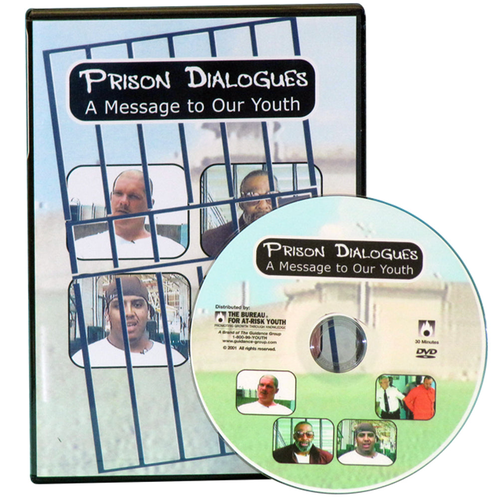 Prison Dialogues: A Message to Our Youth DVD