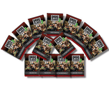 Drug Class Season 3 Set of 13 DVDs