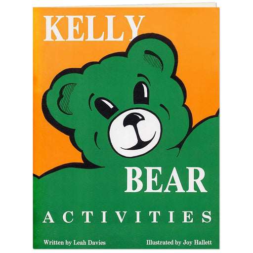 Kelly Bear Activities Book